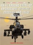 Book Cover of AH-64 Apache Units of Operations Enduring Freedom and Iraqi Freedom